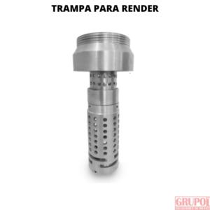 Trampa Anti-Extracción Diesel RENDER