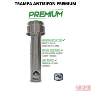Trampa Anti-Extracción Diesel KENWORTH